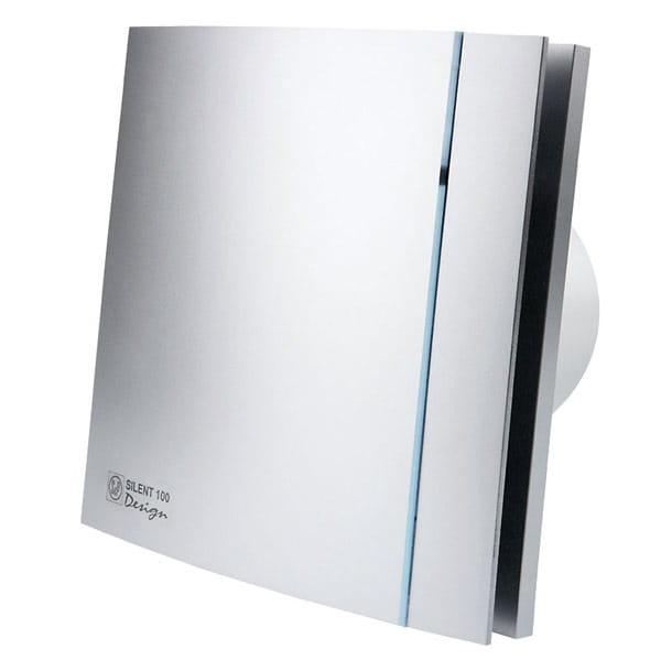 Silent 100 chz design higrostat sklep wentylacyjny for Decor 100 silent