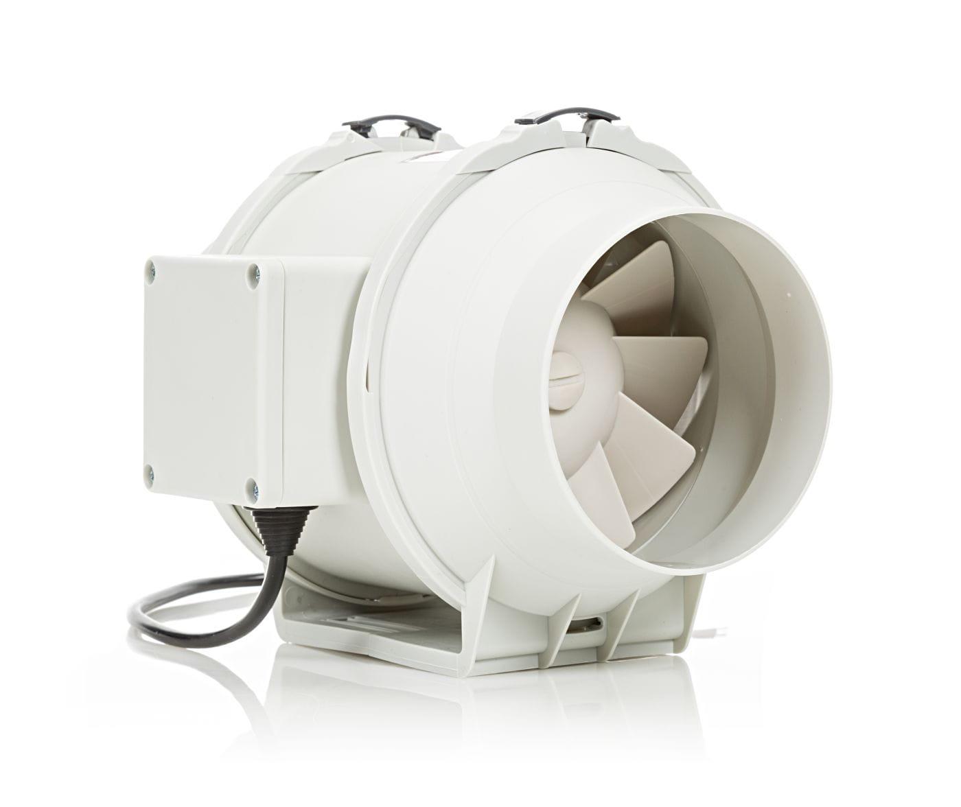 Типы вентиляторов и их соответствие системе